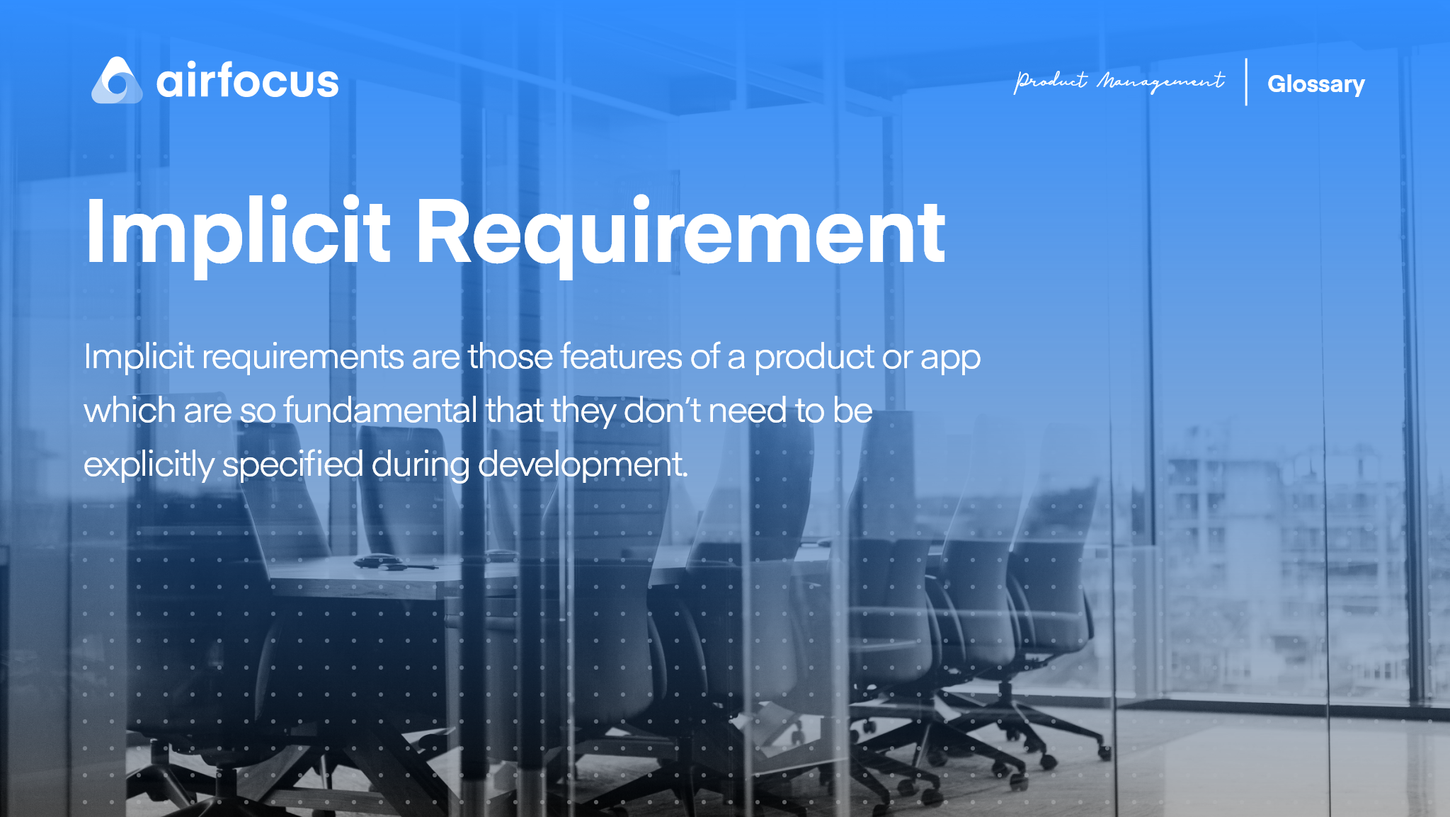 What Are Implicit Requirements?