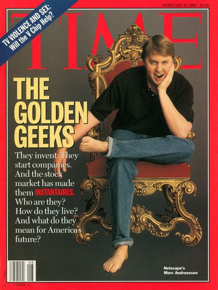 netscape - time cover