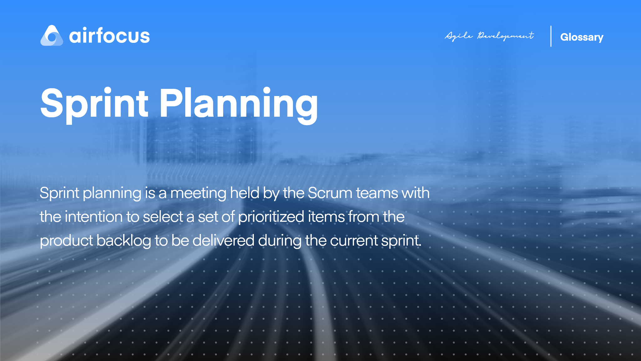 What Is Sprint Planning