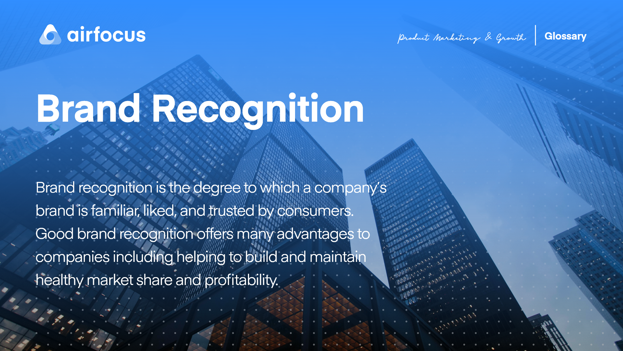 What is Brand Recognition