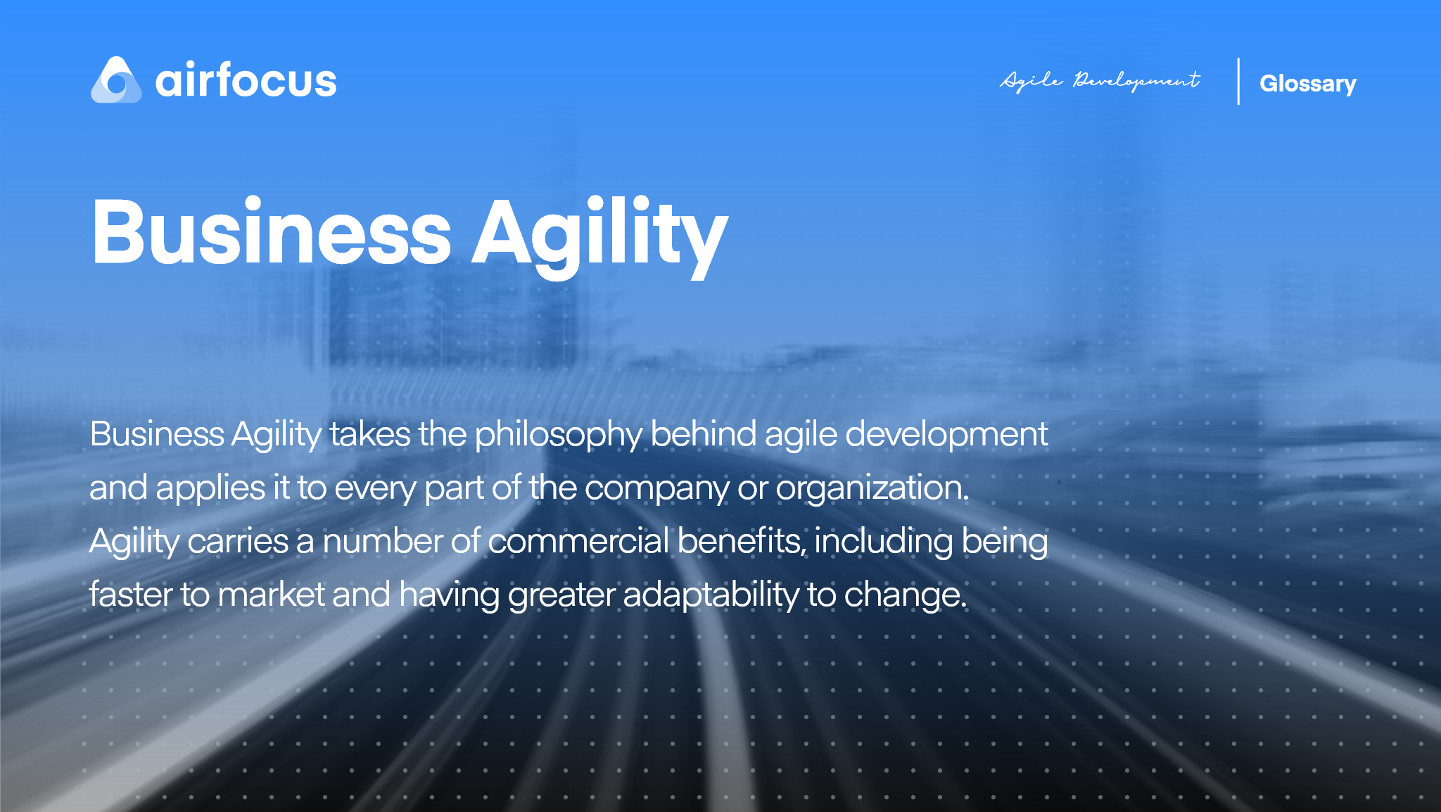 What Is Business Agility