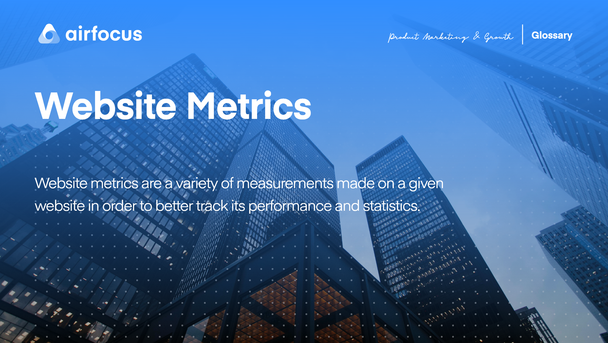 What are Website Metrics