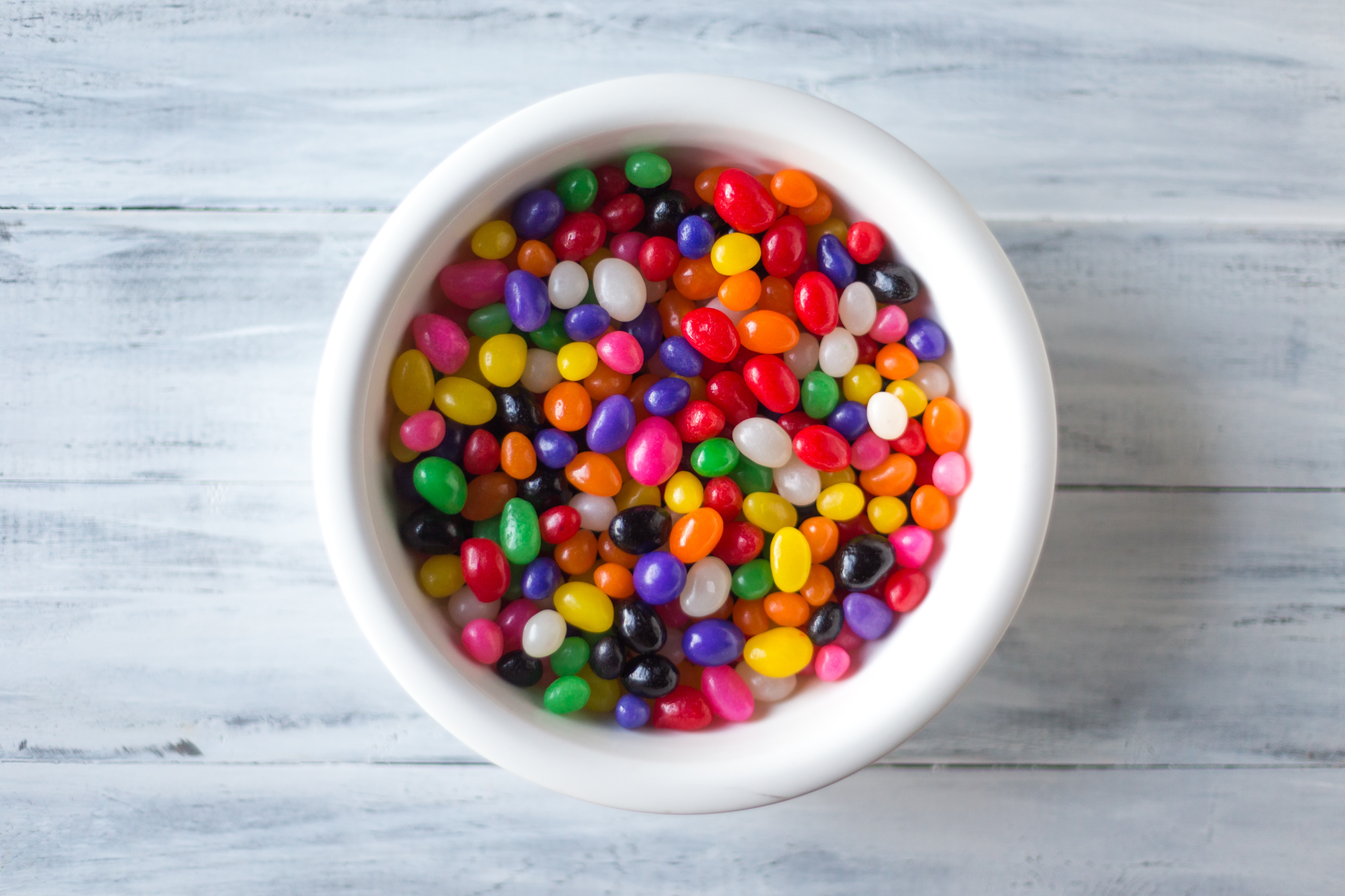 jelly beans for buy a feature