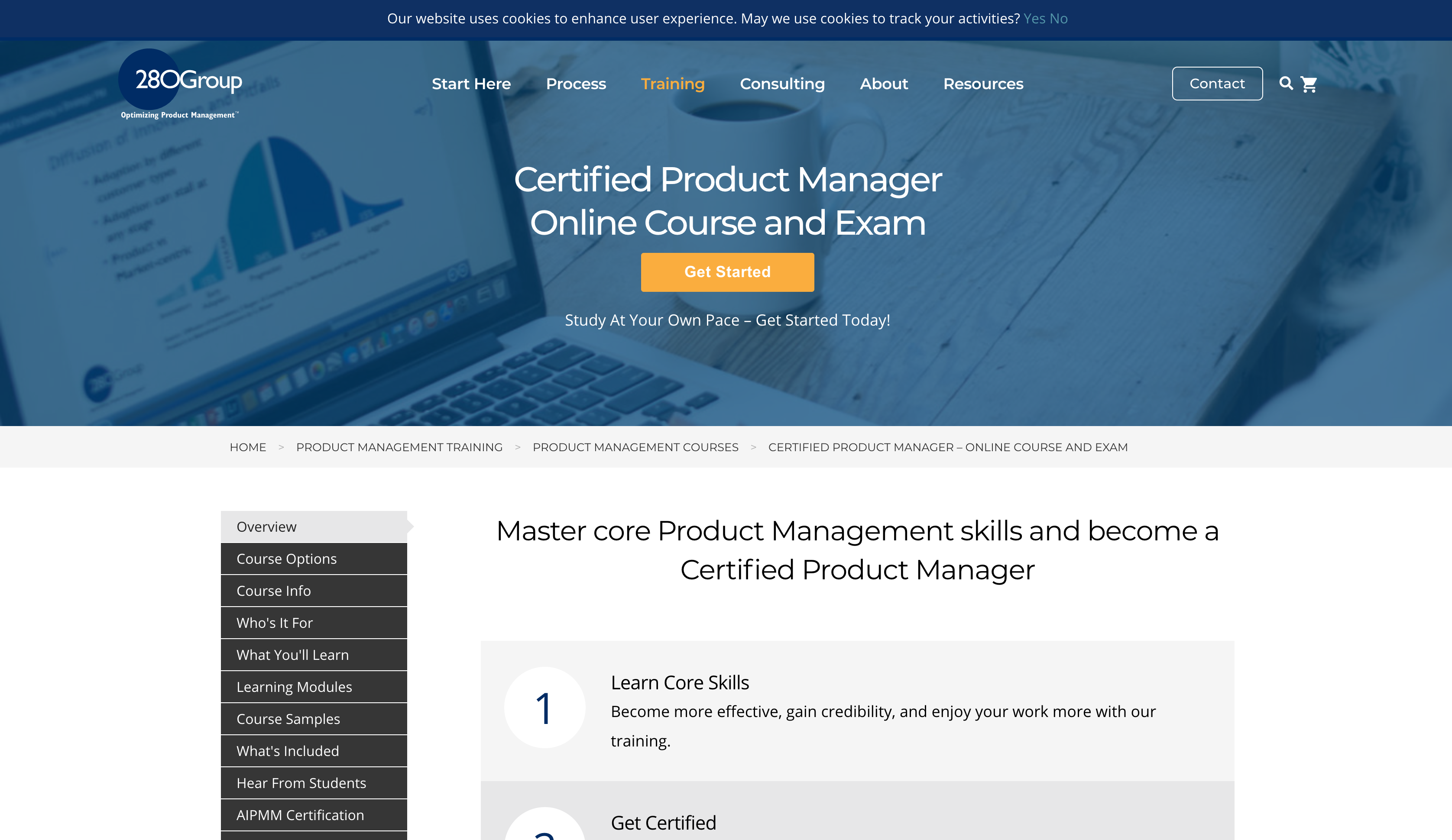 Certified Product Manager (280Group)