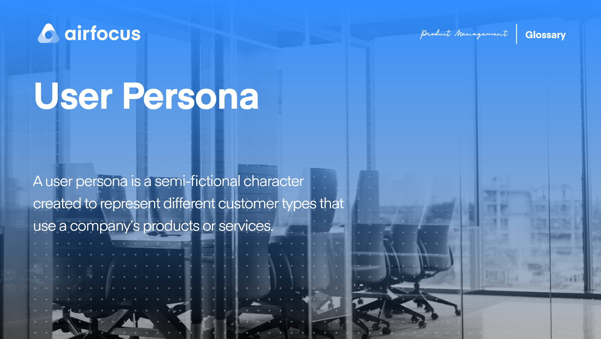 What Is a User Persona