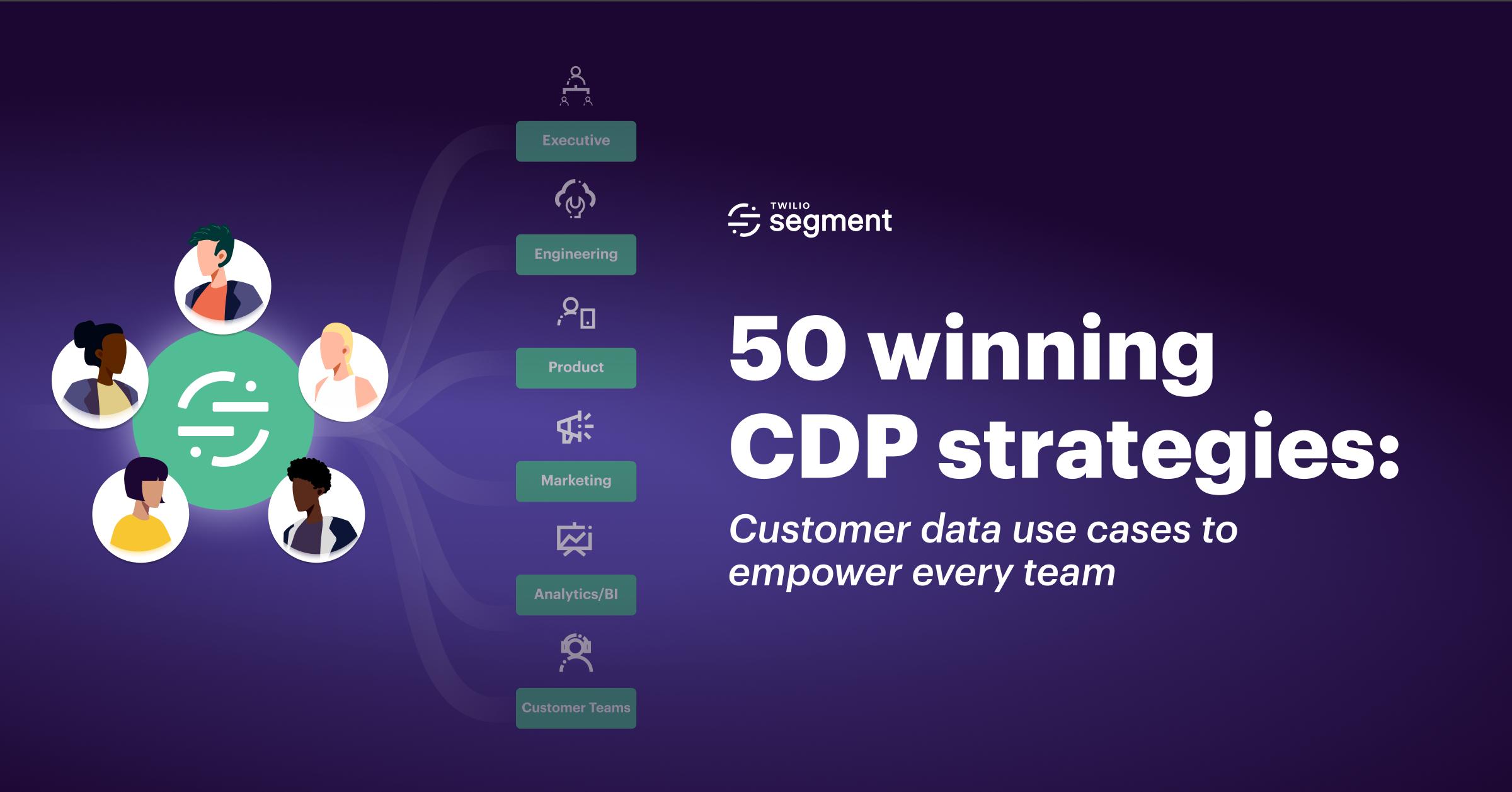 50赢得CDP策略:客户数据用案例授权每个团队万博官方购彩