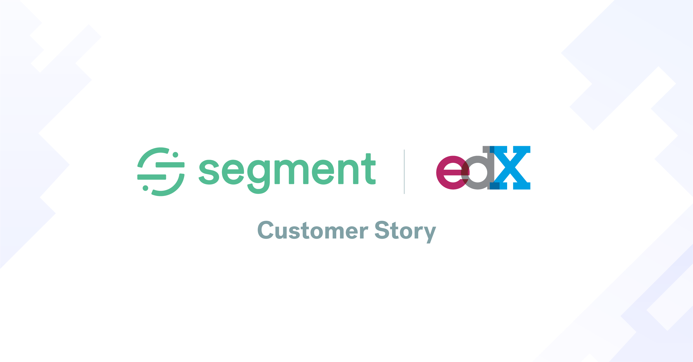 How EdX uses Segment as a customer data hub for product and business analytics