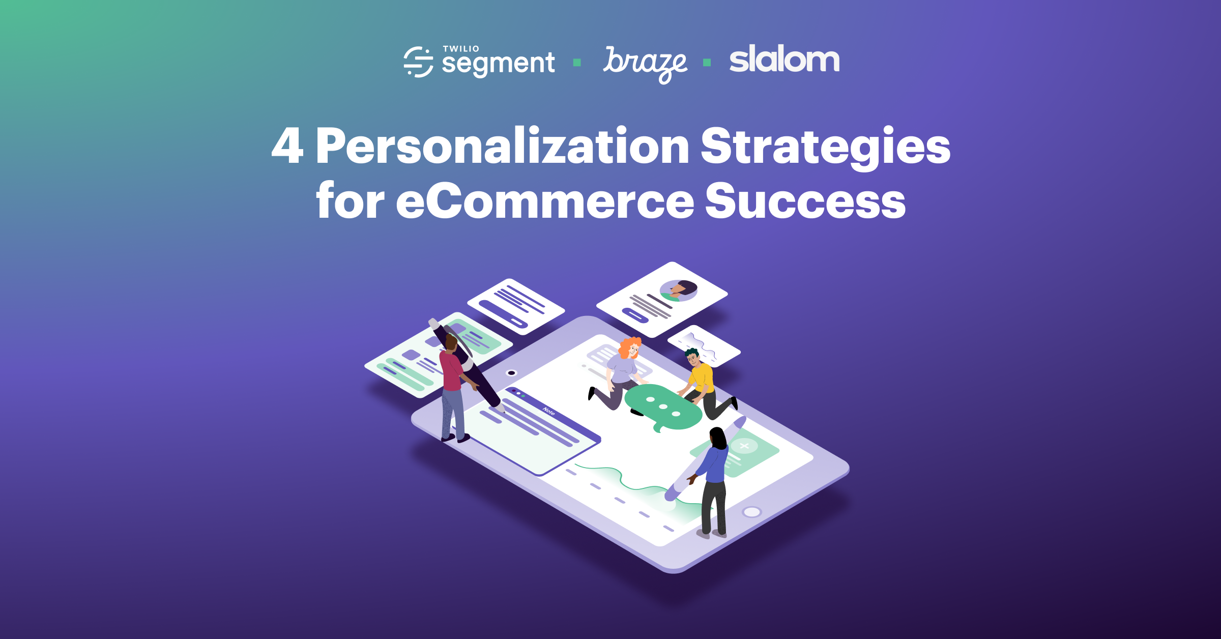 4 Personalization Strategies for eCommerce Success