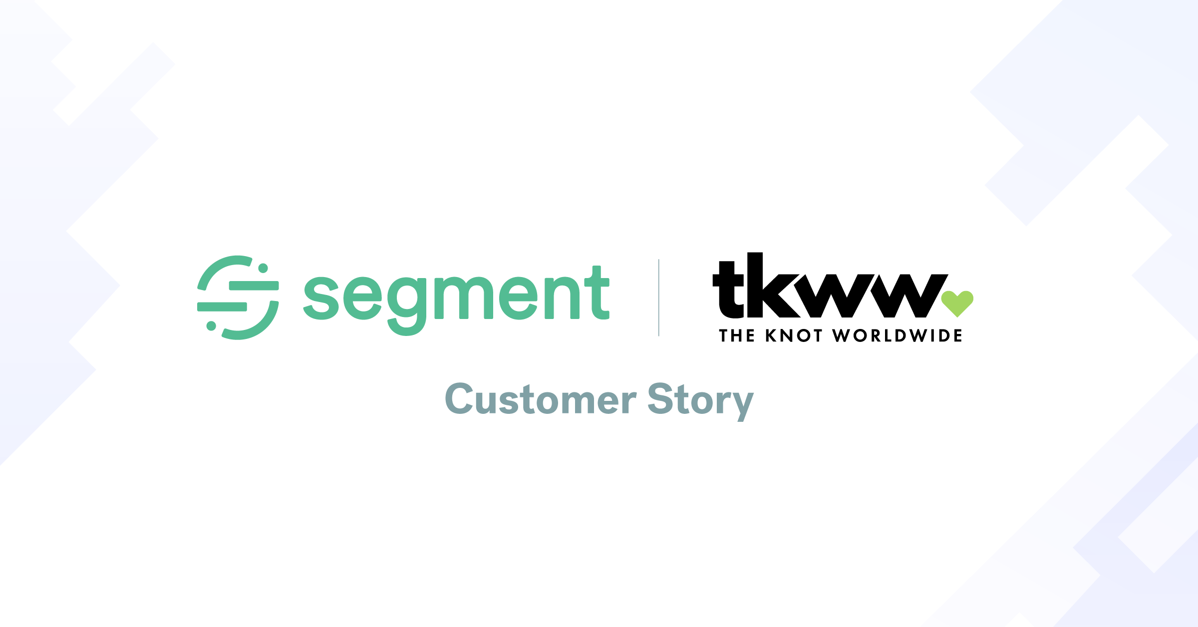 How The Knot Worldwide uses Segment data to guide couples on their personal journey