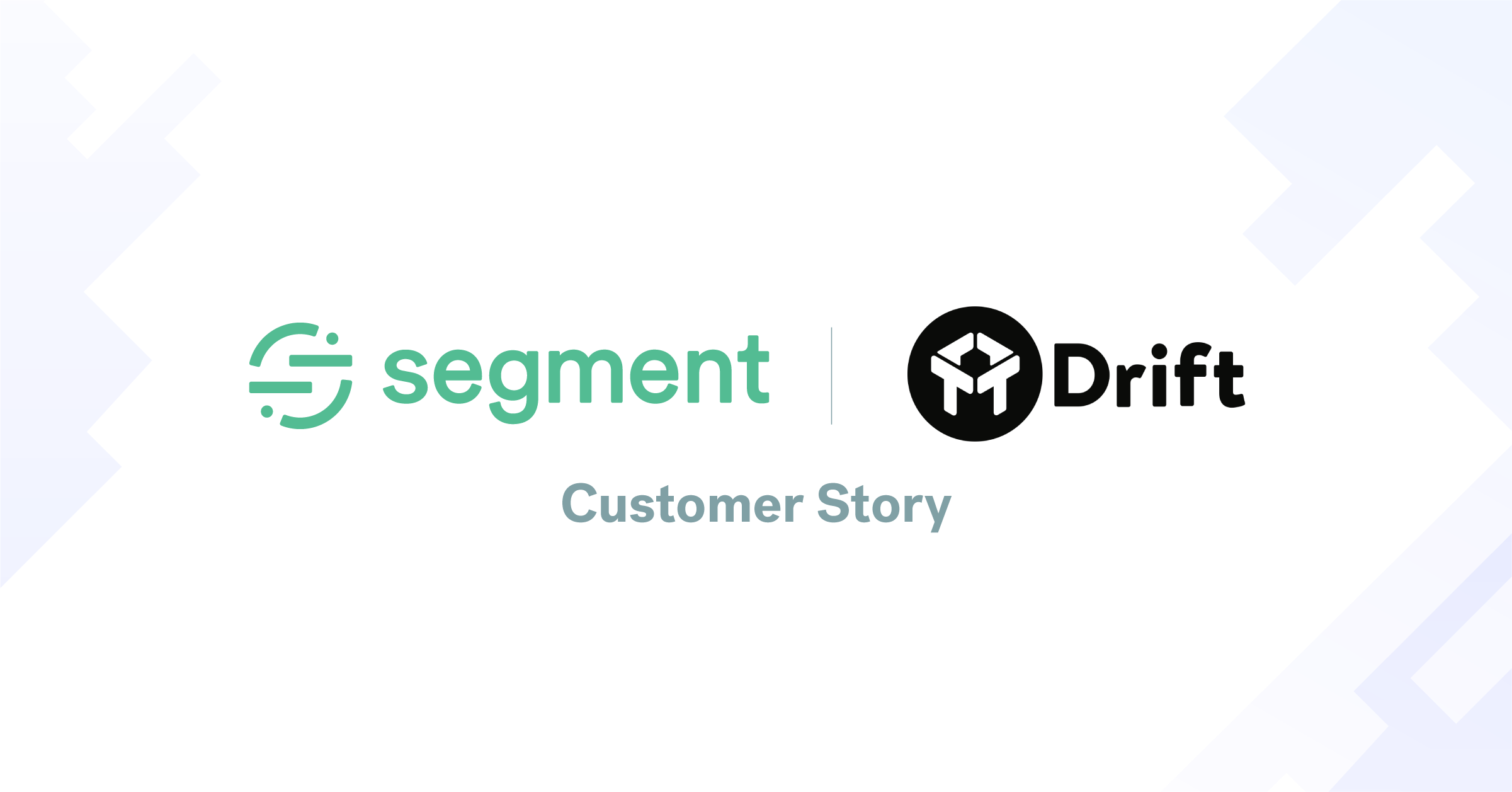 How Drift uses Segment Personas to convert high-intent leads to customers