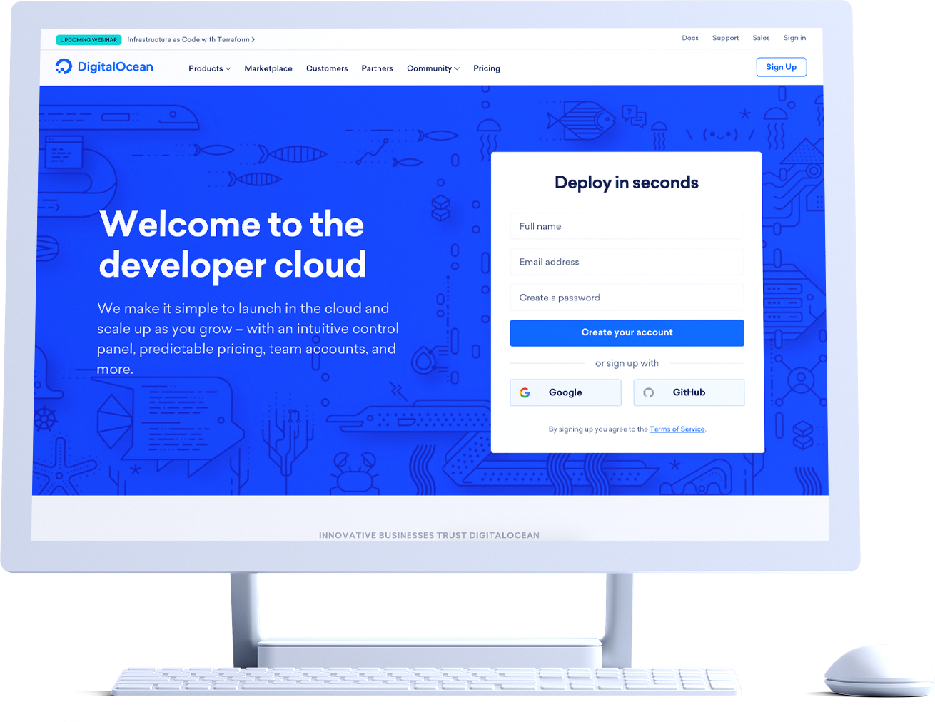 DigitalOcean Customer Profile | Segment