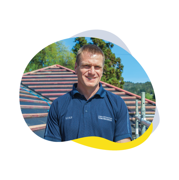 Image of Luke Hardwick from John Duff Roofing Limited – Northland Yellow Book 2019