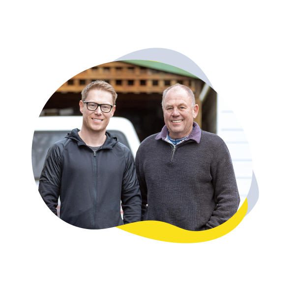 Image of Marcus Barron and Kim Barron from Taupo Monitoring & Alarms – Rodney Yellow Book 2019