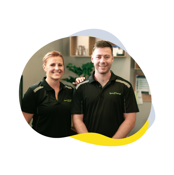 Featuring two people from Sports Therapy Physiotherapists Nelson.