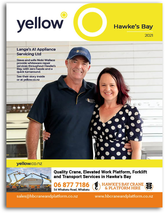 Hawkes Bay Yellow Book Cover Image