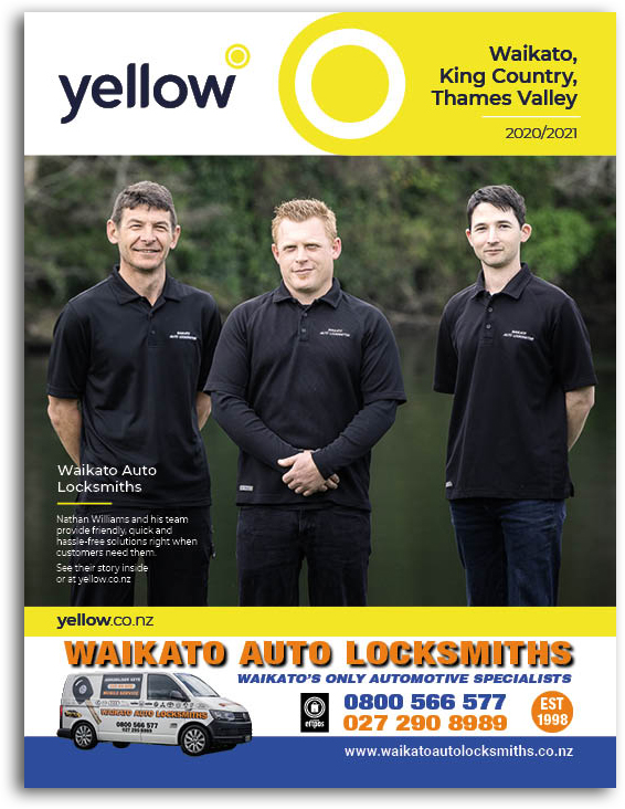 Waikato, King County, Thames Valley Cover Image