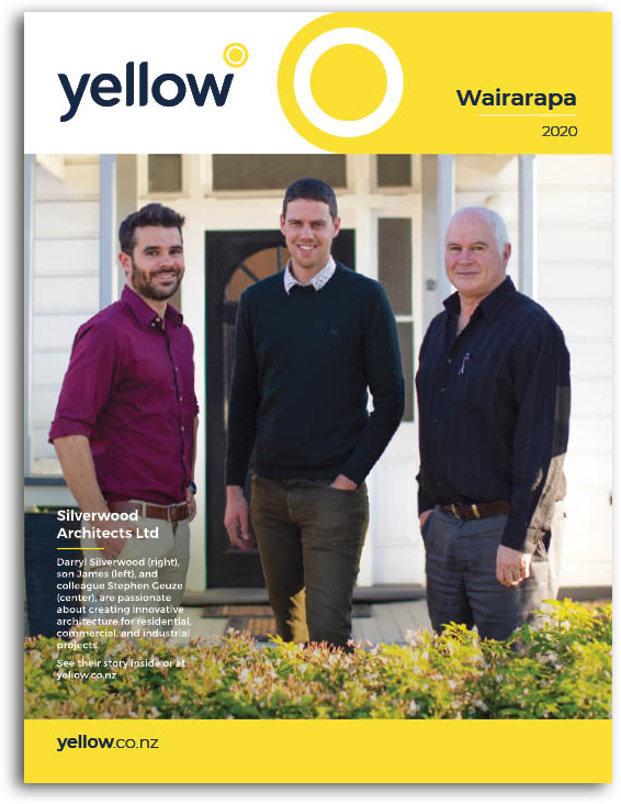 Wairarapa Yellow Book Cover Image