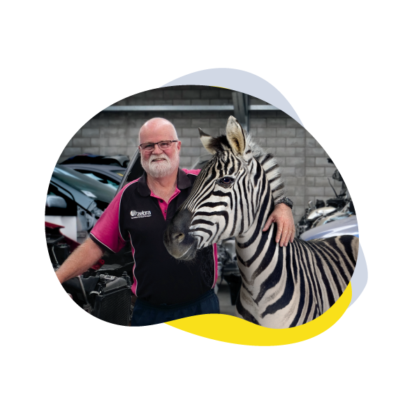 Image of Warren Strong from Zebra U Pick Self Service Car Parts – Auckland Yellow Book