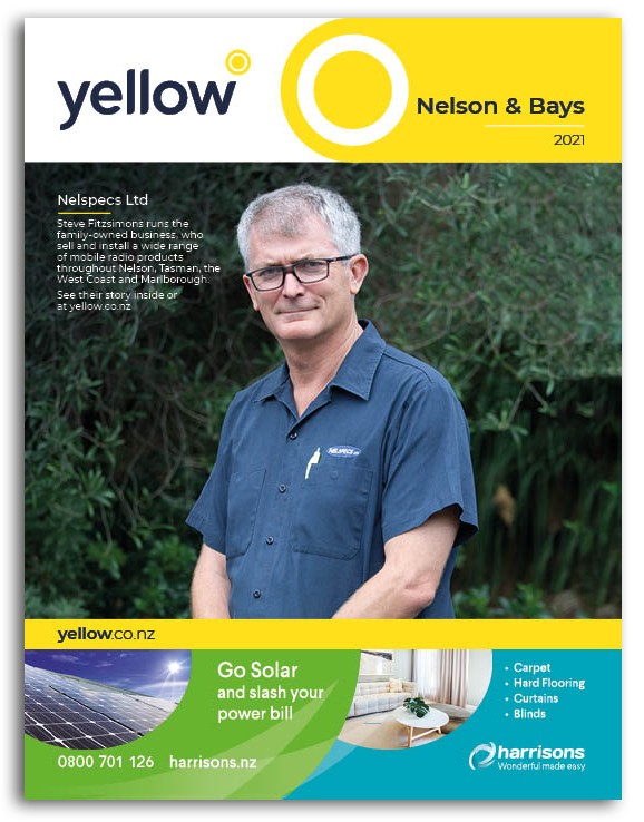 Nelson & Bays Yellow Book Cover Image