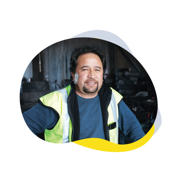 Image of Talib Hassanian from A2Z Auto Dismantlers – Christchurch Yellow Book 2019