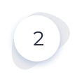 Icon of number two.