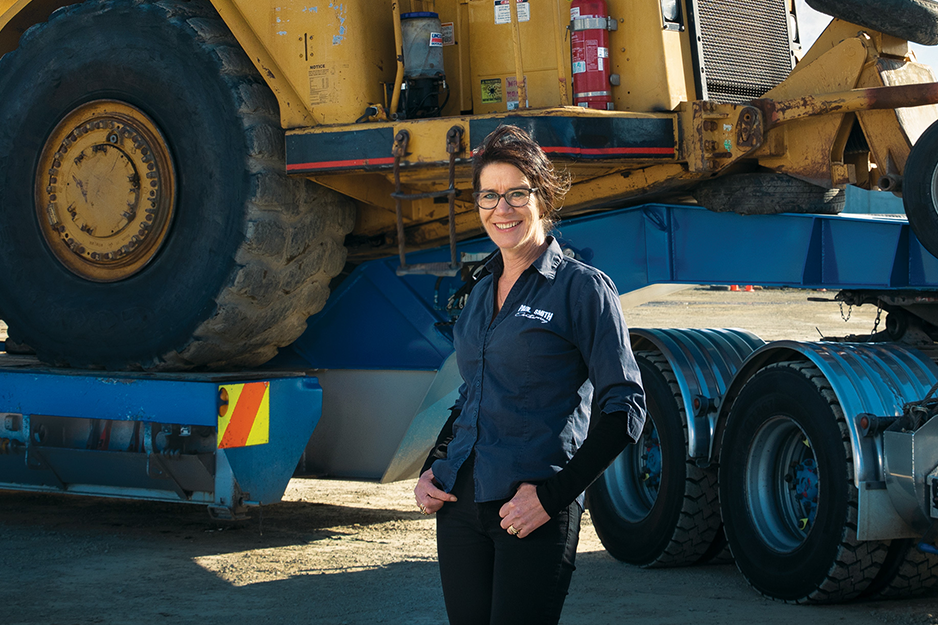 Paul Smith Earthmoving 2002 Limited – Timaru