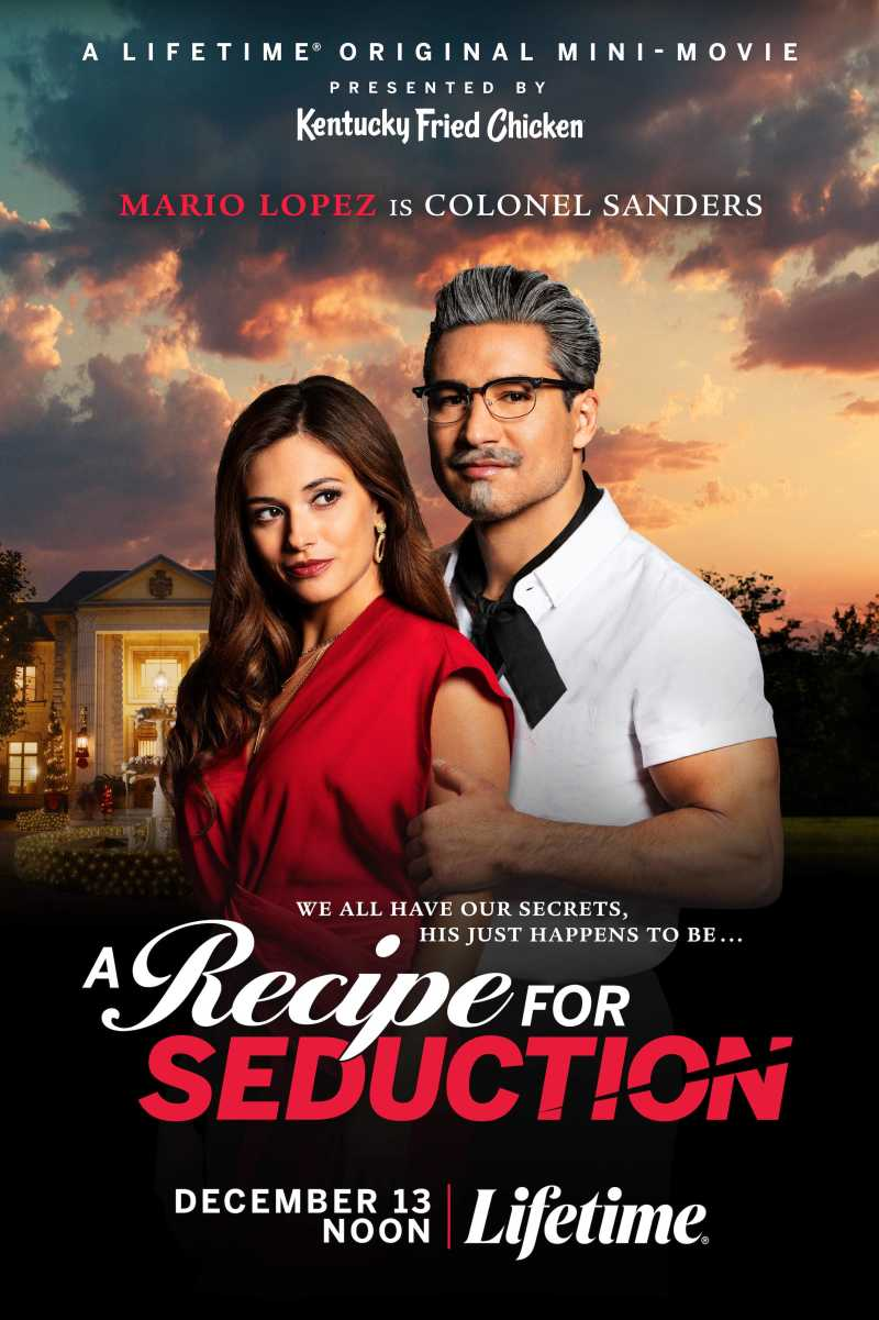 A Recipe For Seduction Mini Movie Poster
