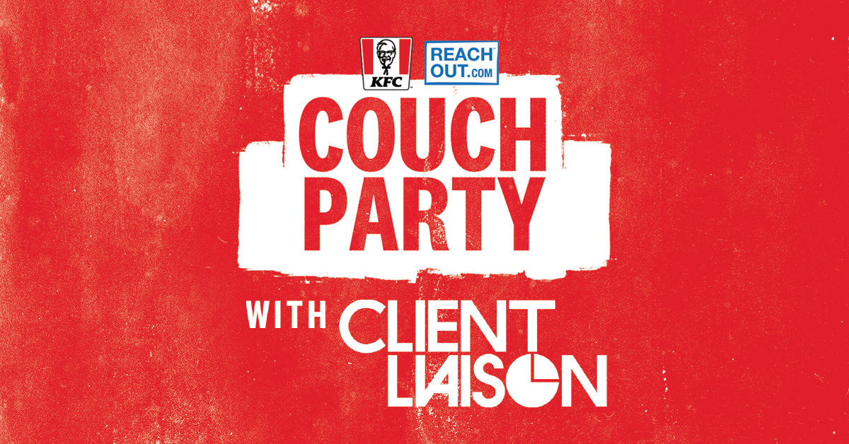 Couch Party with Client Liaison