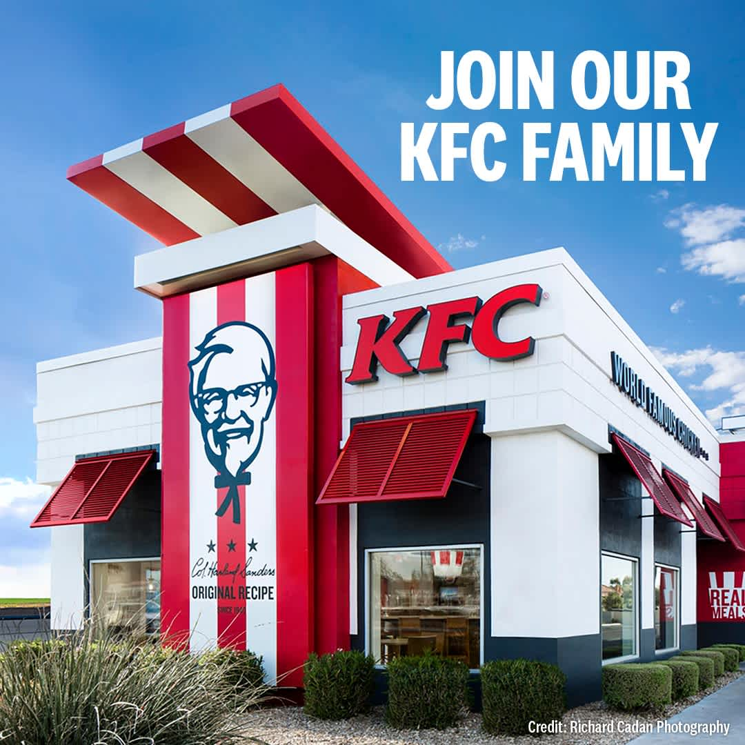 KFC Join Our Family