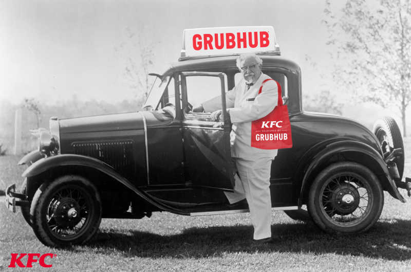 KFC U.S. CELEBRATES NATIONAL FRIED CHICKEN DAY WITH FREE GRUBHUB DELIVERY JULY 4-7