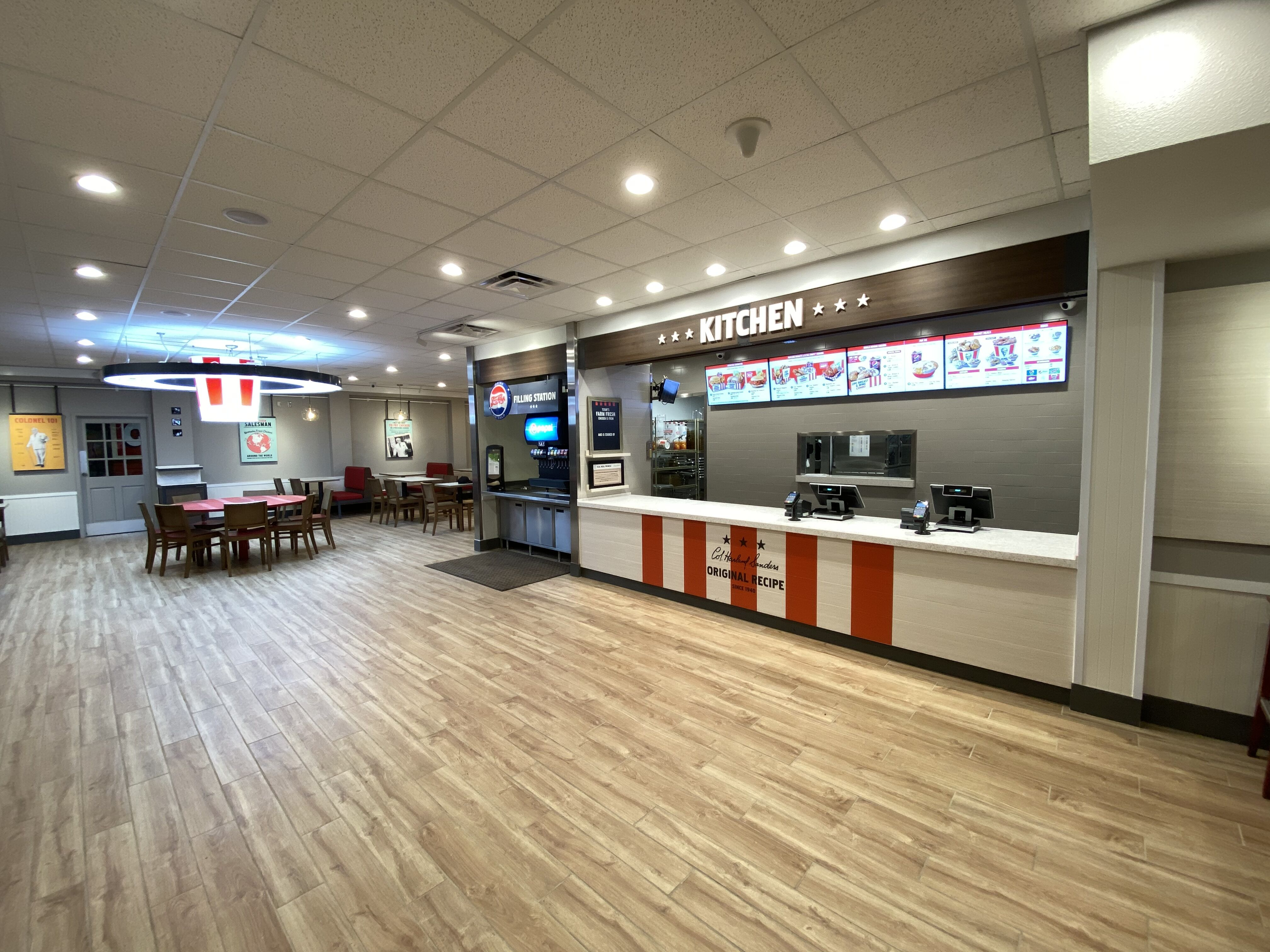 TRAVELCENTERS OF AMERICA OPENS KENTUCKY FRIED CHICKEN® IN GREENWOOD, LOUISIANA TRAVEL CENTER