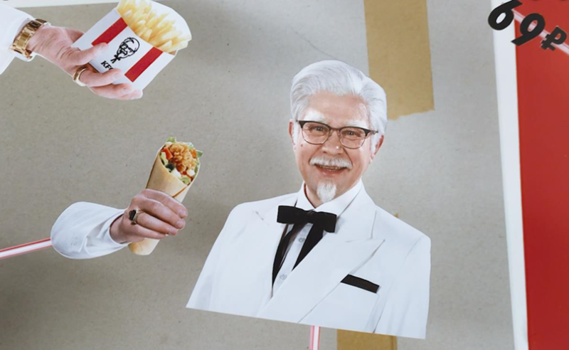 KFC RUSSIA LAUNCHES LOW BUDGET CAMPAIGN SPOTLIGHTS ITS NEW VALUE MENU