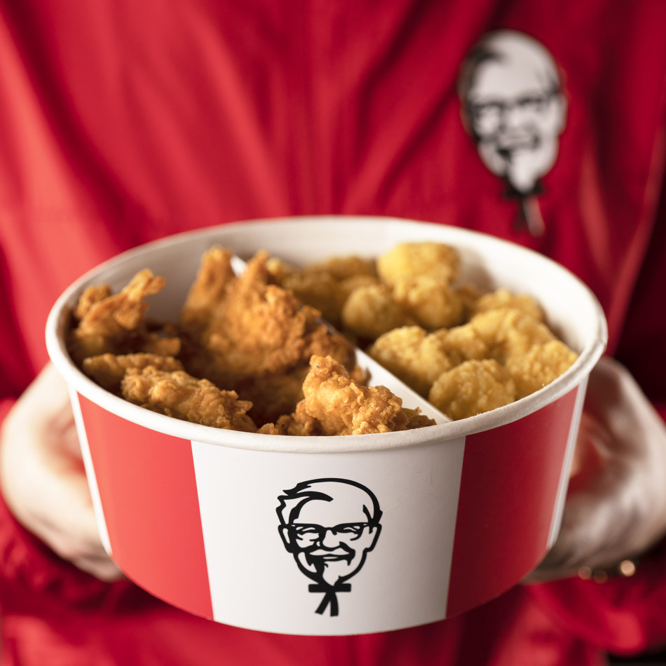KFC CANADA PILOTS GOOGLE'S FOOD ORDERING FEATURE