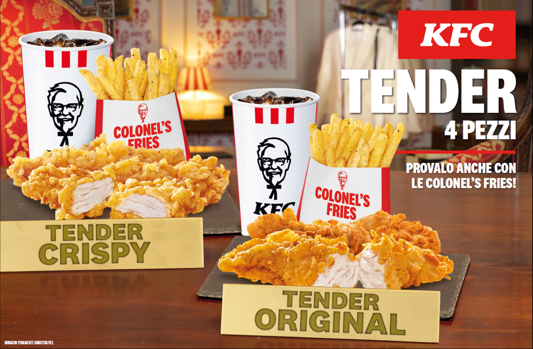 TENDER CRISPY AND ORIGINAL: THE BEST FRIED CHICKEN AT KFC!