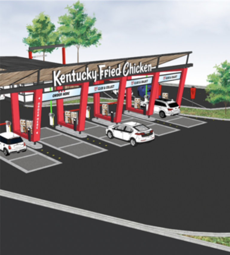 REV YOUR ENGINES, NEWCASTLE NSW SET TO BE THE FIRST CITY IN THE WORLD TO HAVE A DRIVE THRU ONLY KFC