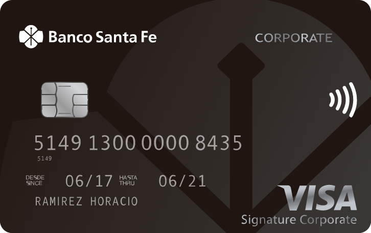 Visa Signature Corporate