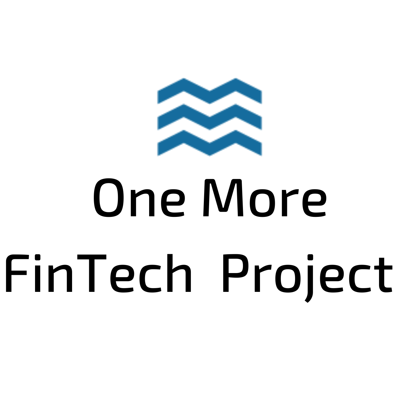 <p>One more FinTech Project </p>