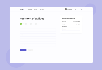 <p><b>Another FinTech project: a large bank - connecting payment systems</b></p>