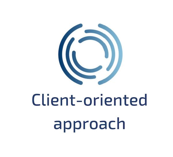 <p><b>Customer focus as an integral part of the company&#39;s work</b></p>