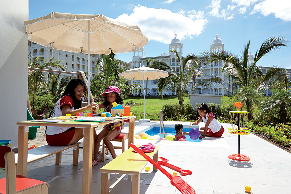 Five Extraordinary Resort Kids Clubs