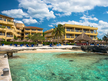 Playa Azul Golf Scuba Spa Cozumel