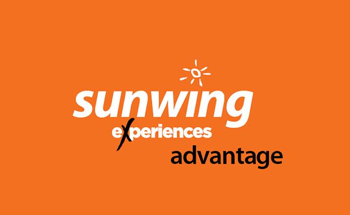 Sunwing experiences advantage