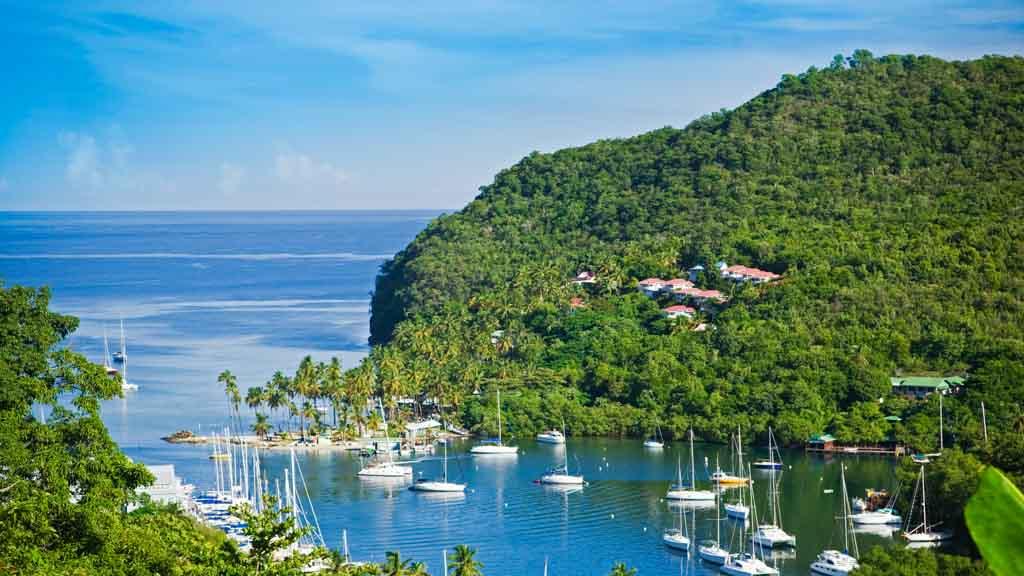 Saint Lucia All Inclusive Vacation Deals Sunwing Ca