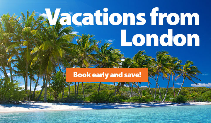 Vacations from London | Sunwing ca