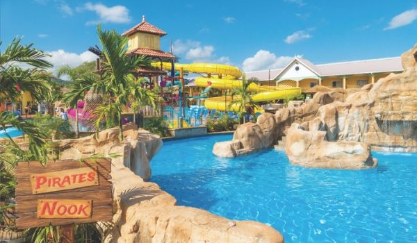 Lazy river at Jewel Runaway Bay Beach and Golf Resort