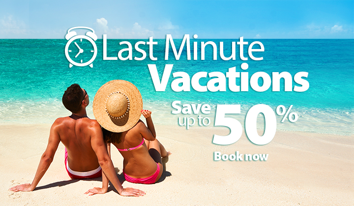 last minute vacation deals ontario canada