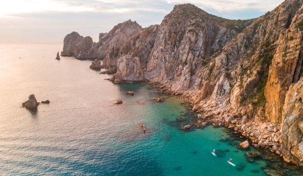 Majestic Los Cabos rock formations