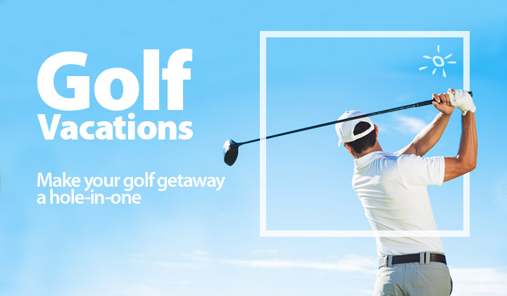 Golf Vacation Packages | Sunwing ca