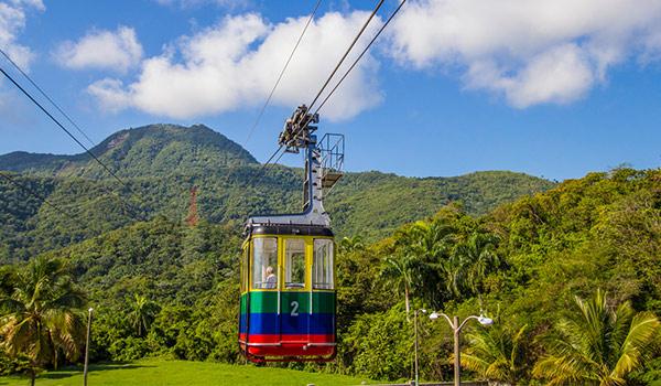 Isabel de Torres Mountain