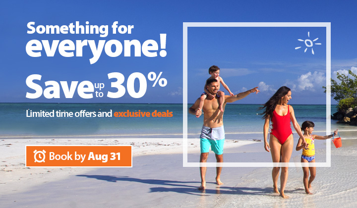 Last Minute Travel Deals | All inclusive Vacations | Vacation